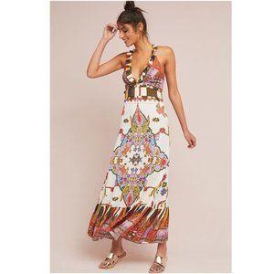 Anthropologie Cleobella Les Arcades Maxi Dress L